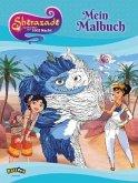 Sherazade - Geschichten aus 1001 Nacht, Mein Malbuch