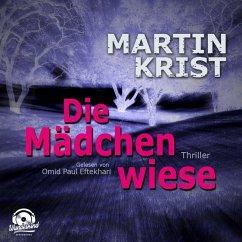 Die Mädchenwiese, MP3-CD - Krist, Martin