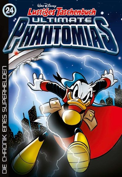 Buch-Reihe Lustiges Taschenbuch Ultimate Phantomias