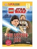 SUPERLESER! LEGO® Star Wars(TM) Die letzten Jedi / Superleser 1. Lesestufe Bd.10