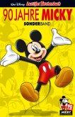 Lustiges Taschenbuch 90 Jahre Micky Maus