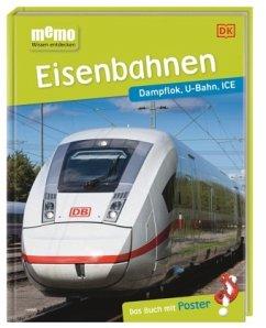 Eisenbahnen / memo - Wissen entdecken Bd.19