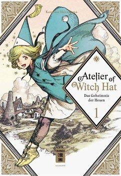 Das Geheimnis der Hexen / Atelier of Witch Hat Bd.1 - Shirahama, Kamome