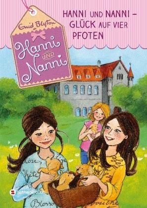 Glück auf vier Pfoten / Hanni und Nanni Bd.30