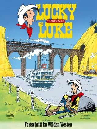 Buch-Reihe Lucky Luke Themenband