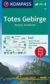 KOMPASS Wanderkarte Totes Gebirge, Almtal, Stodertal