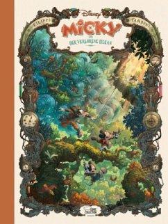 Micky und der verlorene Ozean - Disney, Walt; Camboni, Silvio; Filippi, Denis-Pierre