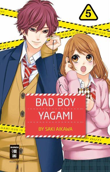 Buch-Reihe Bad Boy Yagami