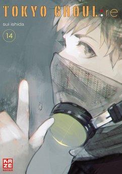 Tokyo Ghoul:re / Tokyo Ghoul:re Bd.14