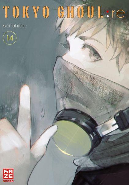 Buch-Reihe Tokyo Ghoul:re