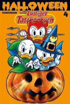 Lustiges Taschenbuch Halloween 04 - Disney, Walt