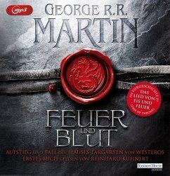 Feuer und Blut Bd.1 (3 MP3-CDs) - Martin, George R. R.