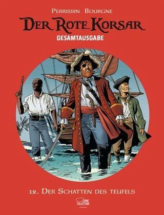 Buch-Reihe Der Rote Korsar Gesamtausgabe