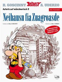 Asterix Mundart Münchnerisch III - Goscinny, René; Uderzo, Albert