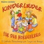 Kinderlieder für den Morgenkreis, 1 Audio-CD