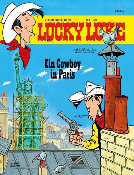 Buch-Reihe Lucky Luke