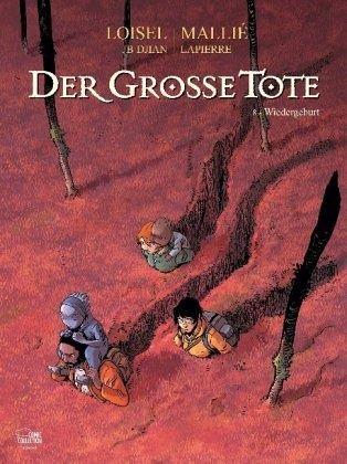 Buch-Reihe Der große Tote