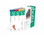 Sobotta Atlas of Anatomy, Package, 16th ed., English/Latin