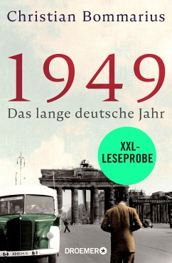 XXL-Leseprobe: 1949 (eBook, ePUB) - Bommarius, Christian