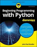 Beginning Programming with Python For Dummies (eBook, ePUB)