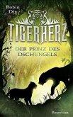 Der Prinz des Dschungels / Tigerherz Bd.1 (Mängelexemplar)