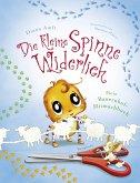Die kleine Spinne Widerlich: Mein Bauernhof-Mitmachbuch (Mängelexemplar)