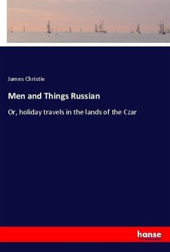 Men and Things Russian