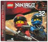 LEGO Ninjago, 1 Audio-CD
