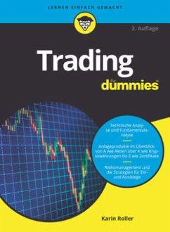 Trading für Dummies - Roller, Karin