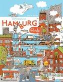 Hamburg Wimmelbuch. Hamburg meine Perle