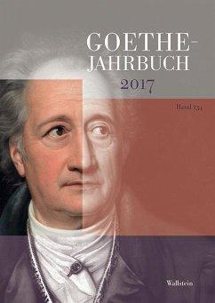 Goethe-Jahrbuch 134, 2017