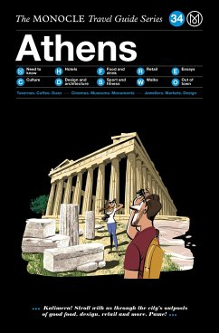 The Monocle Travel Guide to Athens - Monocle