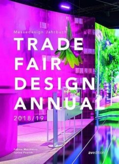 Trade Fair Design Annual 2018 / 19 - Marinescu, Sabine; Poesch, Janina
