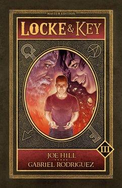 Locke & Key Master-Edition - Hill, Joe; Rodriguez, Gabriel