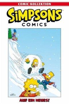 Auf ein Neues! / Simpsons Comic-Kollektion Bd.21 - Groening, Matt