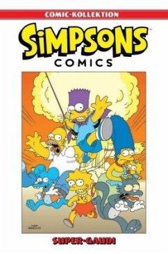 Simpsons Comics-Bd.18 Super Gaudi
