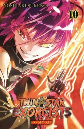 Buch-Reihe Twin Star Exorcists: Onmyoji