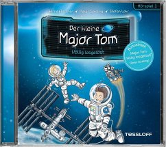 Der kleine Major Tom - Völlig losgelöst, 1 Audio-CD - Flessner, Bernd; Schilling, Peter