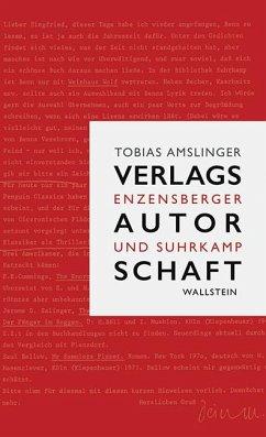 Verlagsautorschaft - Amslinger, Tobias