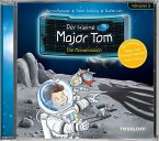 Die Mondmission / Der kleine Major Tom Bd.3 (1 Audio-CD)