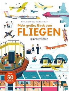 Mein großes Buch vom Fliegen - Bordet-Pétillon, Sophie; Peintre, Marc-Etienne