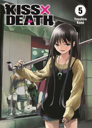 Buch-Reihe Kiss X Death