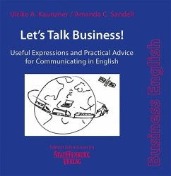 Let's Talk Business, 3 Audio-CDs - Kaunzner, Ulrike A.; Sandell, Amanda C.