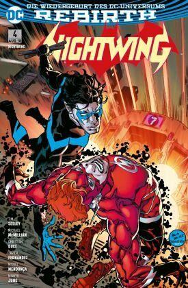 Buch-Reihe Nightwing 2. Serie