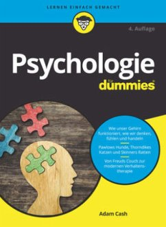 Psychologie für Dummies - Cash, Adam