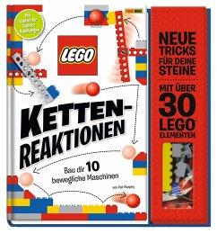 LEGO® Kettenreaktionen: Baue dir 10 bewegliche Maschinen - Murphy, Pat