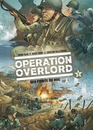 Buch-Reihe Operation Overlord