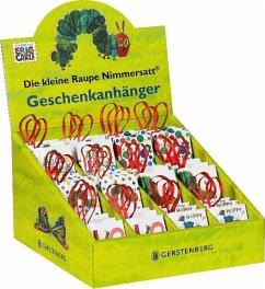 Die kleine Raupe Nimmersatt - Geschenkanhänger