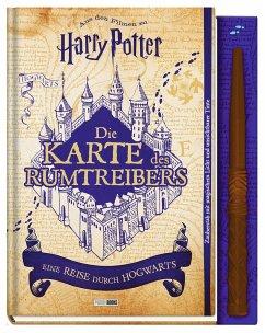 Aus den Filmen zu Harry Potter: Die Karte des Rumtreibers - Eine Reise durch Hogwarts - Pascal, Erinn
