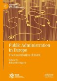 Public Administration in Europe